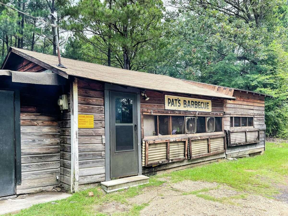 Pat Gee's BBQ in Tyler