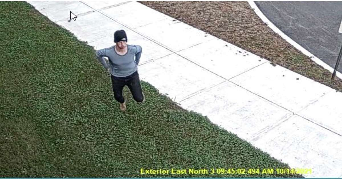 Kevin Dahl was captured by video outside of the Saratoga County Sheriff's Office on Thursday morning. Saratoga County deputies are still looking for Dahl as of 3 p.m. Thursday.