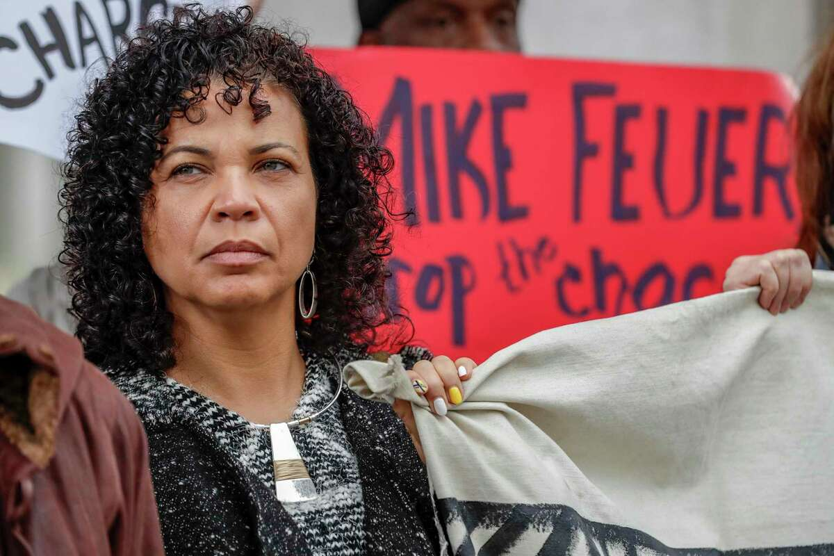 Prairie View A&M University has named Melina Abdullah, co-founder of Los Angeles' Black Lives Matter chapter, its activist-in-residence this fall.