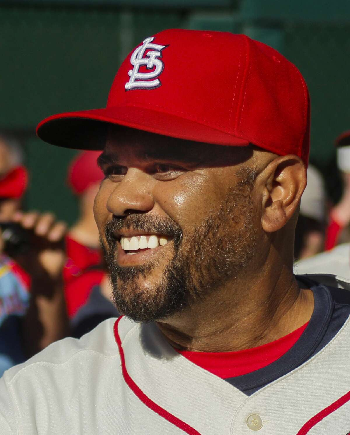 Jose Oqendo should be considered for the St. Louis Cardinals manager position.