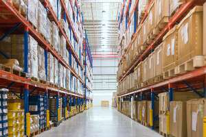A national supermarket supply company cites the loss of a large account in the shuttering of its Newburgh warehouse, leaving many to find alternative work. (Stock photo.)