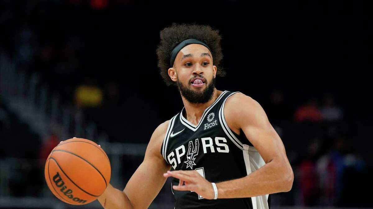 """Derrick White hopes that he can find his lost 3-point shooting touch before the regular season opens next week. """"It's a work in progress,"""" he said."""