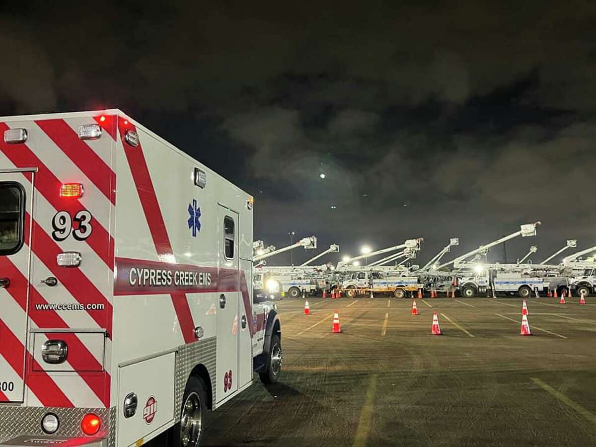 Cypress Creek EMS has partnered with St. Luke's in the Woodlands and Vintage Park, providing medical flights.