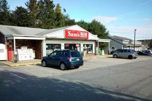 The owners of Sam's on New Harwinton Road want to change the business into a gas station with four pumps. The store is on the corner of Circle Drive, which has only one way in and out. Residents are worried about the impact of the proposal on their neighborhood, citing poor lines of sight, speeding cars and too much activity at the proposed station.
