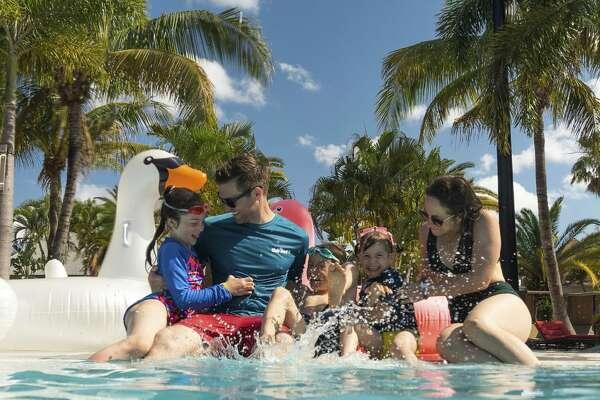 Family fun at Club Med