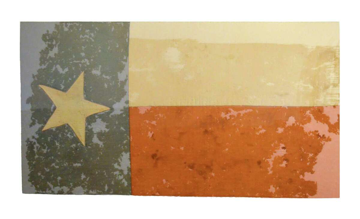 A cadre of apocalyptic writers on the right has become obsessed with a Secession 2.0 that would cleave red America from blue. A disaggregated United States would be instantly less powerful. In February 1861, Texas troops forced the US military to surrender all supplies and posts in the state, including the Alamo. This lone-star flag flew over the Alamo for one week after Texas seceded from the Union.