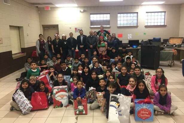 """""""Regardless of what is currently going on with the world, the idea is to help those less fortunate help put a smile on a kid's face,"""" Gonzalez said. """"A small contribution or donation to our local community goes a long way in supporting those going through tough times."""""""