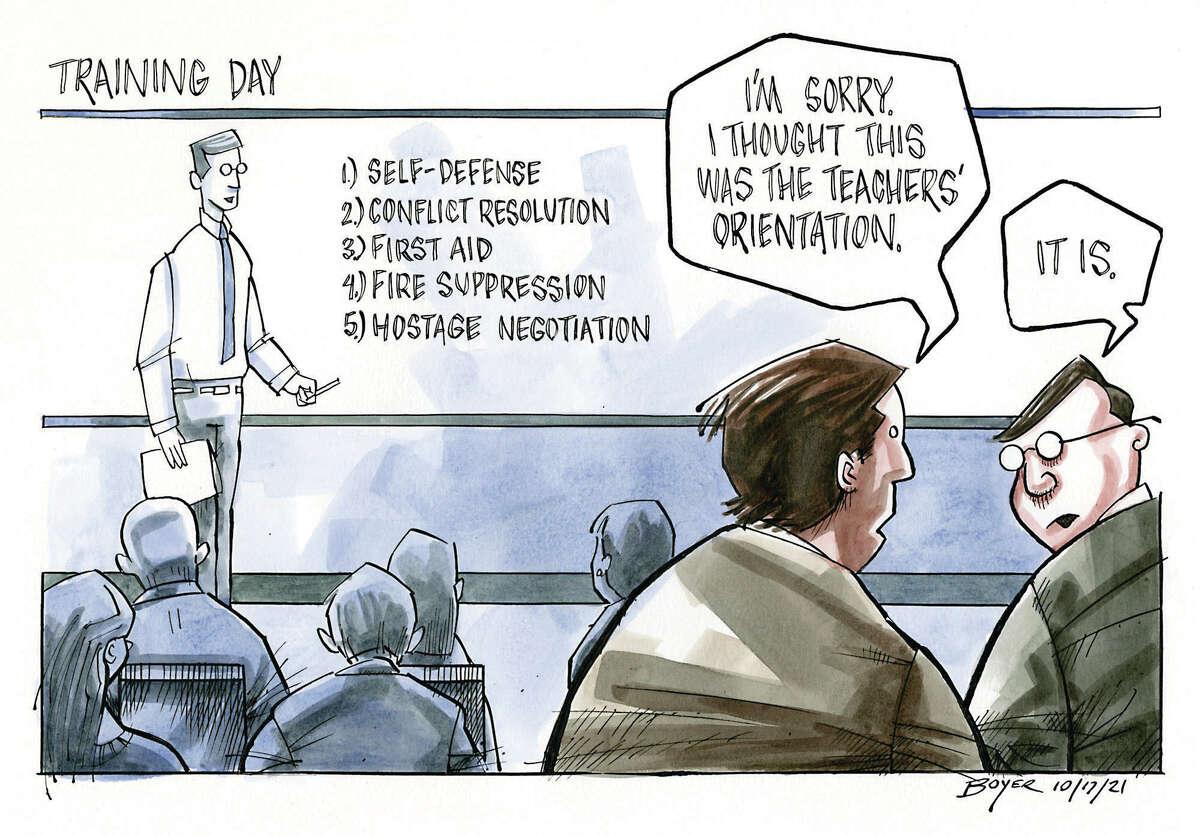 Jeff Boyer / Times Union