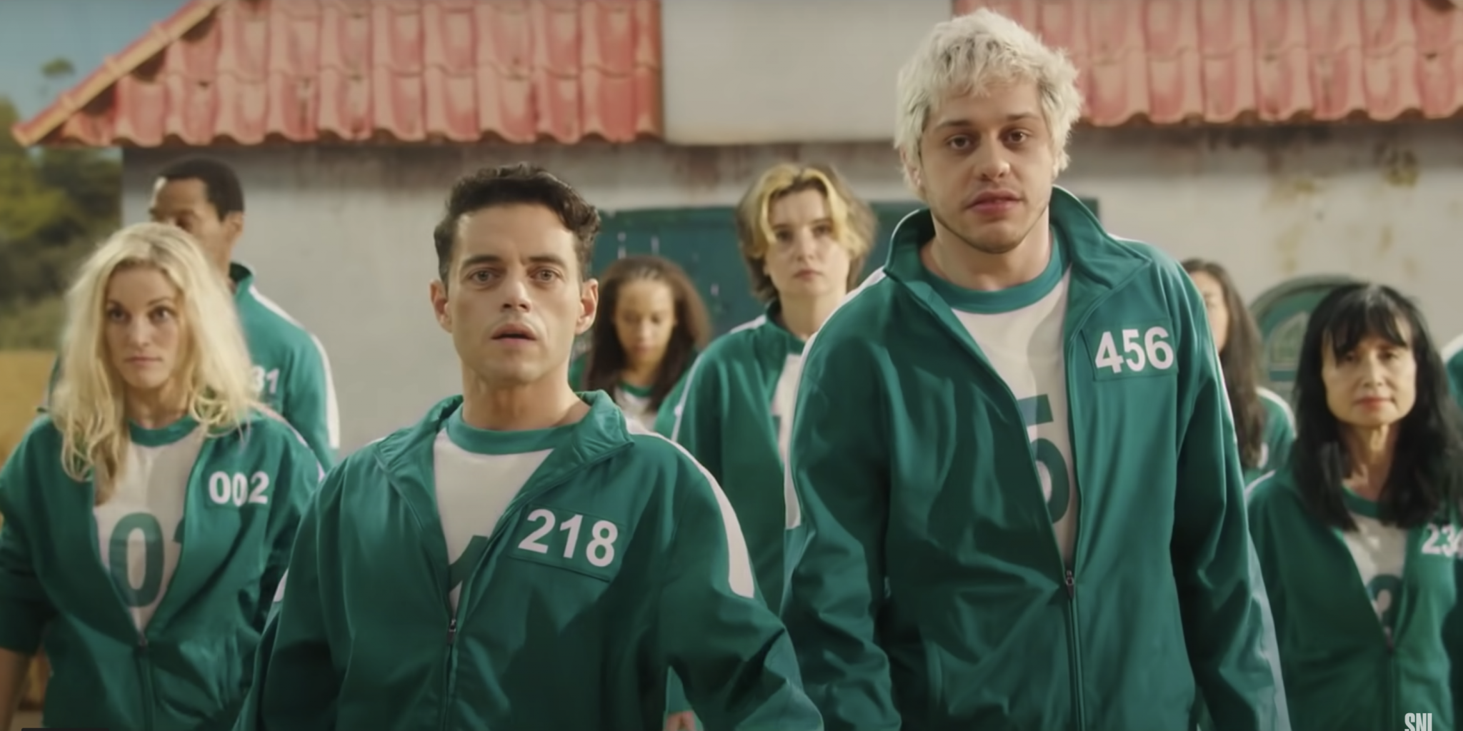 Popular Netflix series 'Squid Game' is the star of 'SNL' sketch