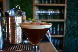 Espresso Martini at Washington Prime in South Norwalk on Oct. 15.