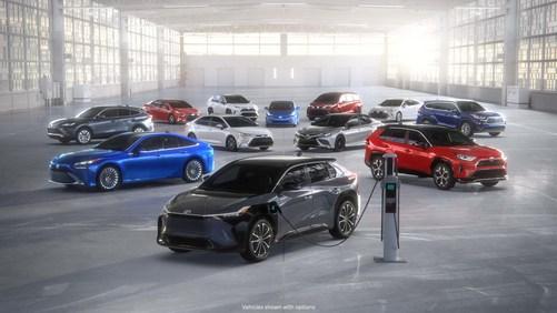 Senjata Toyota untuk masa depan listrik didorong oleh investasi ,4 miliar