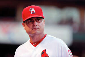 Former Cardinals manager Mike Shildt, who was fired last week by the club, made his first public statement about the situation on Monday in an online news conference.