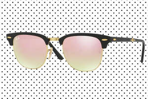 Ray-Ban Unisex Clubmaster - $97.99