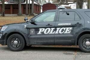 A file photo of an Ansonia, Conn., police cruiser.