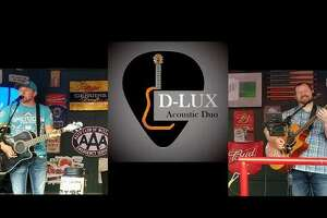 D-Lux Acoustic Duo will perform at Fast Eddie's Bon Air, 1530 E. 4th St., in Alton from 6-10 p.m. Wednesday, Oct. 20