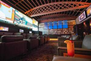 Rivers Casino opened its sportsbook in 2019. General manager Rick Richards said the casino isn't worried about losing money to mobile betting.