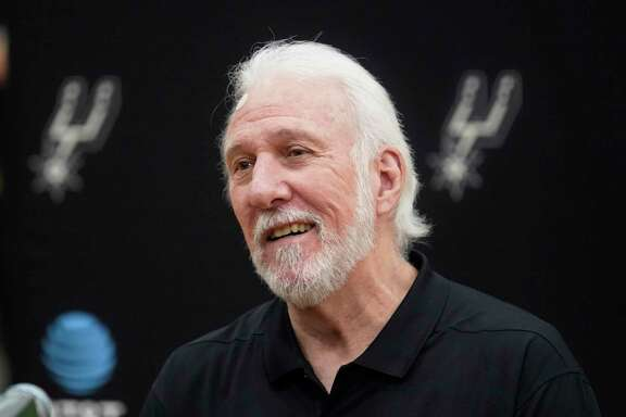 San Antonio Spurs coach Gregg Popovich has been pretty outspoken — most recently about Columbus Day — and a reader tells him to keep talking.