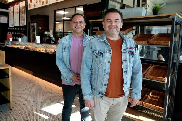 Brothers Jose and David Caceres are co-founders of La Panaderia.