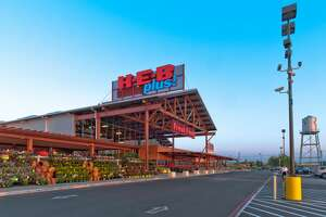 This H-E-B plus is already huge, and it's about to get bigger.