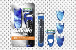 All Purpose Gillette Styler, Beard Trimmer for Men - $16.24