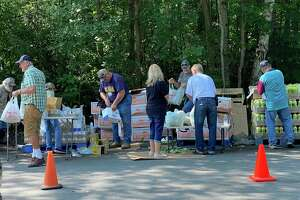 Popup food pantries are scheduled for Bad Axe and Unionville in the coming week. (Tribune File Photo)