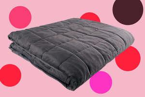 Hug Bud Weighted Blanket - $27.99