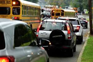 Data collected by Norwalk Public Schools showed that 95% of buses were arriving on time in the first two weeks of the adjusted start times. More students are also riding the bus, helping to alleviate traffic around the schools.