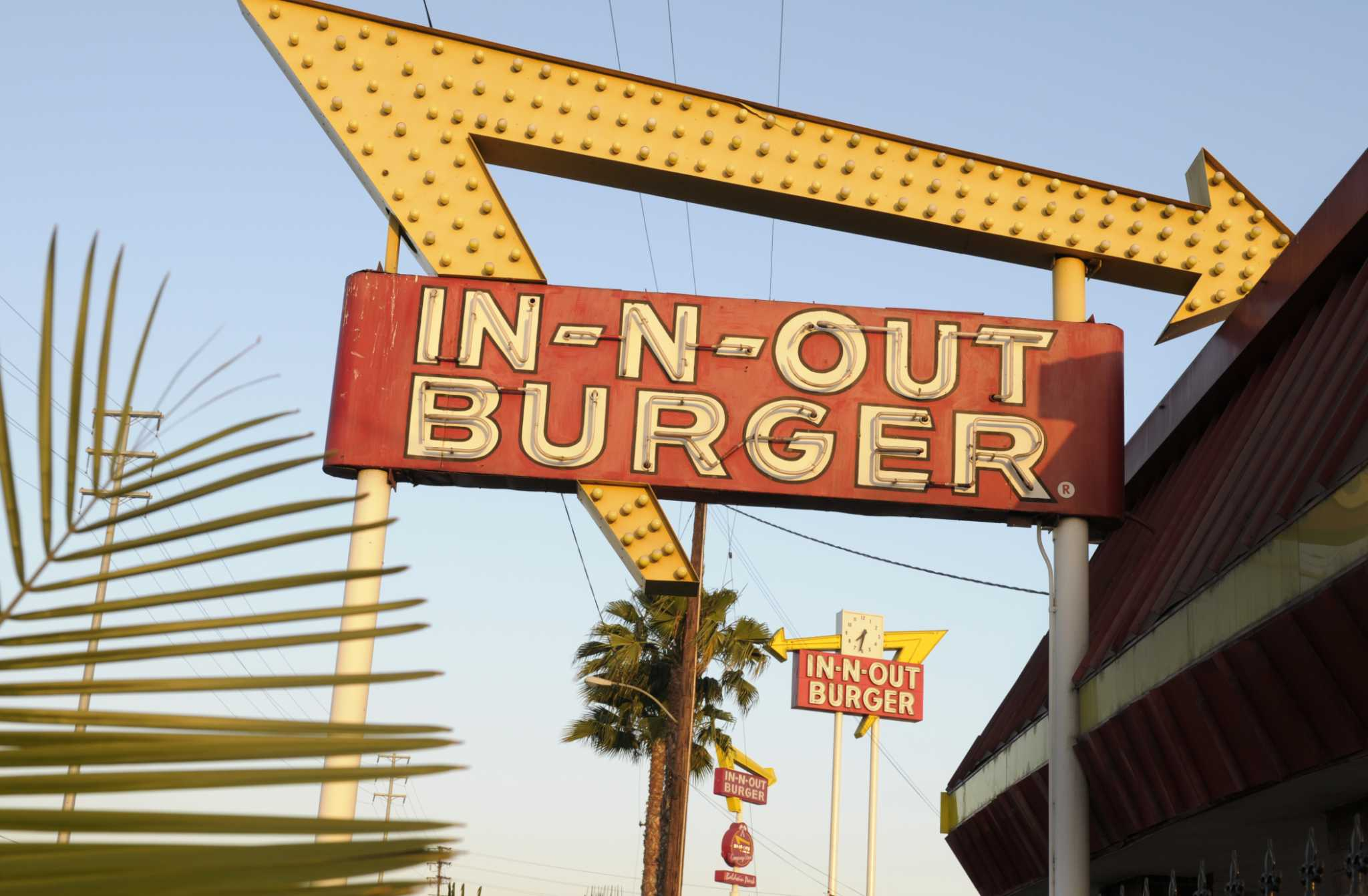 Another Bay Area In-N-Out faces discipline for not enforcing vaccine rules - SF Gate