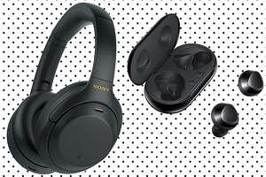 Sony WH-1000XM4 Wireless Headphones  ($248)