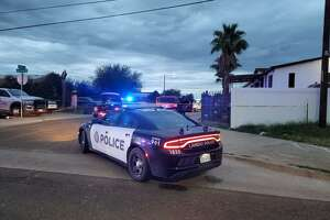 An officer-related shooting was reported on Oct. 16 at the intersection Sierra Vista Boulevard and Cielo Drive. Laredo police have identified the two officers who fatally wounded a suspect.