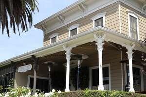 The Upham Hotel in Santa Barbara