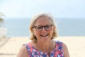 Martha Shoemaker, candidate for First Selectman in Old Lyme