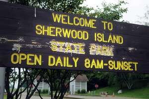 Sherwood Island State Park in Westport, Conn. June 23, 2017.