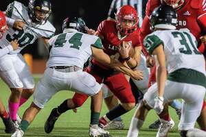 Dominique Valadez and the Martin Tigers fell to the Southwest Dragons 21-0 on Friday.