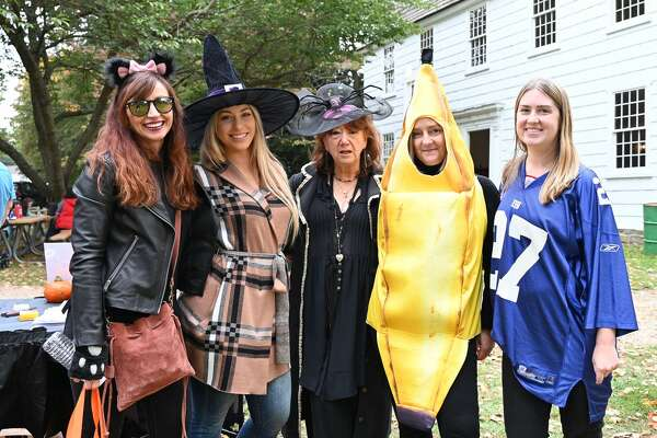 The Fairfield Museum and History Center hosted its annual Halloween on the Green on Sunday, Oct. 24, 2021 in Fairfield, Conn. The event featured trick-or-treating, a costume parade, tours of historic buildings, a bounce house and food trucks. Were you SEEN?