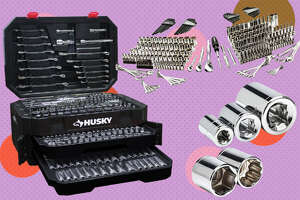 Husky Mechanics Tool Set (290-Piece) - $149.00