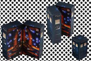 Doctor Who TARDIS Advent Calendar - $139.95