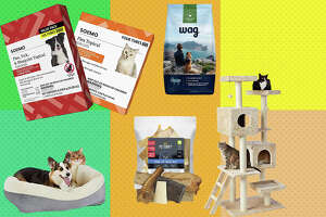 Up to 40% off on Pet Supplies from Amazon Brands