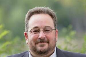James Tripp is a Democratic candidate for Portland's First Selectman.