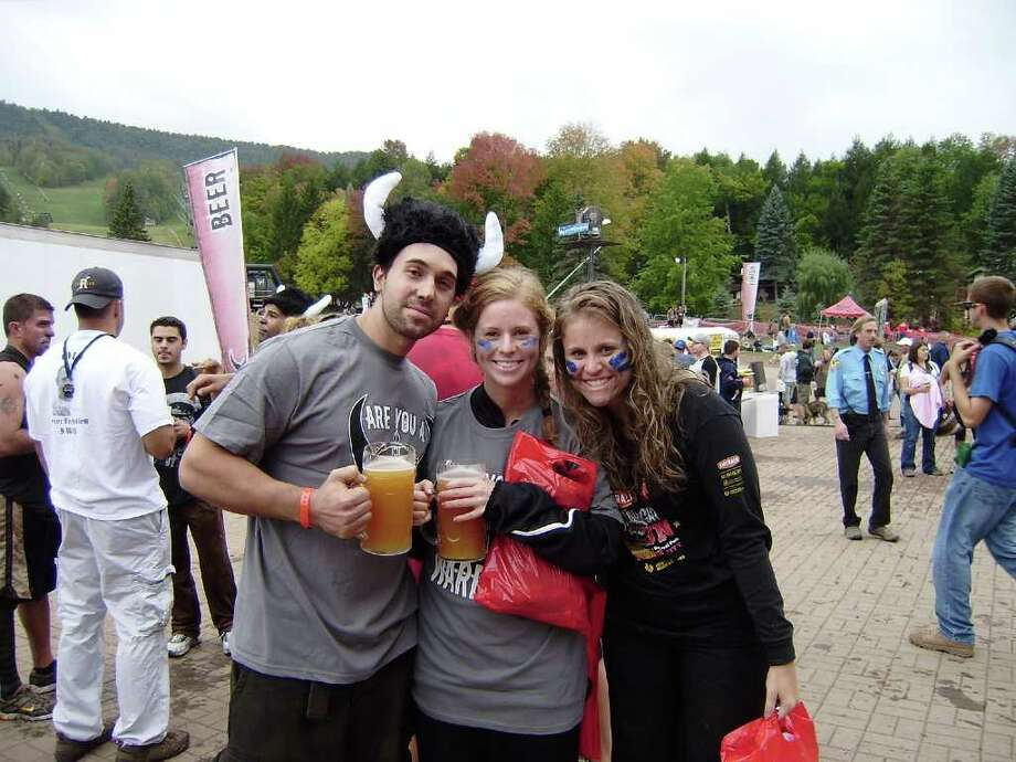 Were you seen at 2010 Warrior Dash? Photo: Erin Morelli