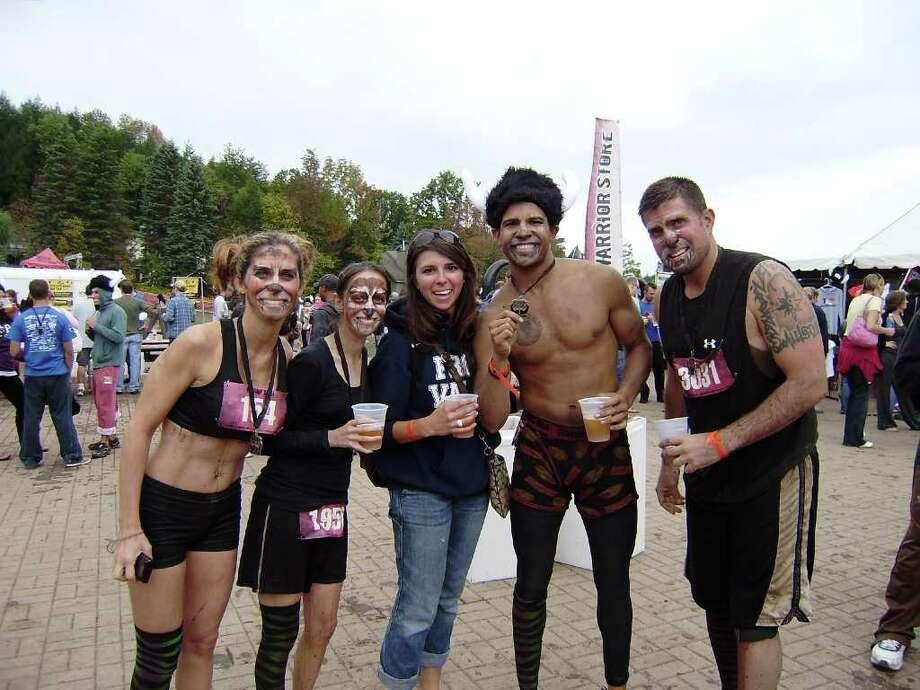 Were you seen at 2010 Warrior Dash? Photo: Erin Morelli