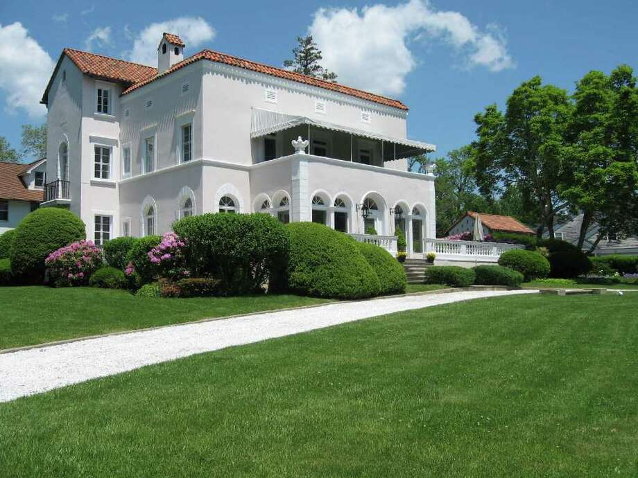 More than 25 designers have come together to transform this 1920s Stamford home, located at 422 Ocean Drive W., into a show house. Beginning Sept. 26 and continuing through Oct. 31, the home, which is located in the Shippan section of the city, will be open for public viewing. A portion of the admission fees will be donated to the Stamford Museum and Nature Center. Photo: Contributed Photo / Stamford Advocate Contributed
