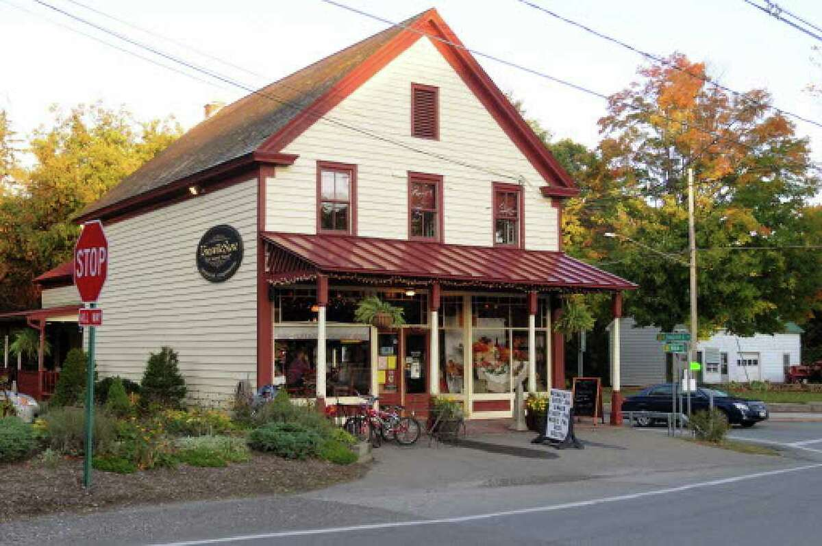 The Jonesville Store on Main Street in the Clifton Park hamlet of Jonesville is among five buildings given historic status. (Times Union archive)