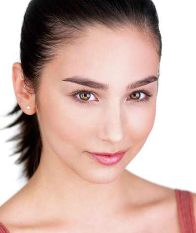 Contributed photo/Peter Hurley Molly Ephraim plays Anne Frank in the stage adaptation of the 'The Diary of Anne Frank,' which will run Sept. 28 through Oct. 30 at the Westport Country Playhouse. Photo: Contributed Photo / Stamford Advocate Contributed