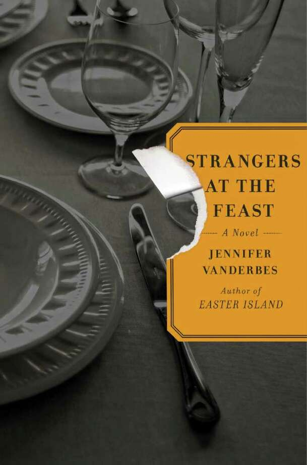 "Jennifer Vanderbes' new book ""Strangers at the Feast"" is about the tensions between well-off white suburbanites and inner-city black youth in the Stamford area. Photo: Contributed Photo / Connecticut Post Contributed"