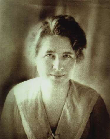 Mrs. Charles Edwards, above, served as the first president of the Woman's Club of Greenwich, which was originally known as the Mother's Club. Photo: Contributed Photo / Greenwich Citizen