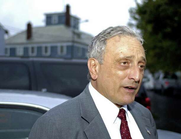Carl  Paladino, New York State Republican gubernatorial candidate, got a big bounce in a poll this week after his primary win. He appears at the  Buffalo Yacht Club in Buffalo last week.  (Associated Press/ Don Heupel)