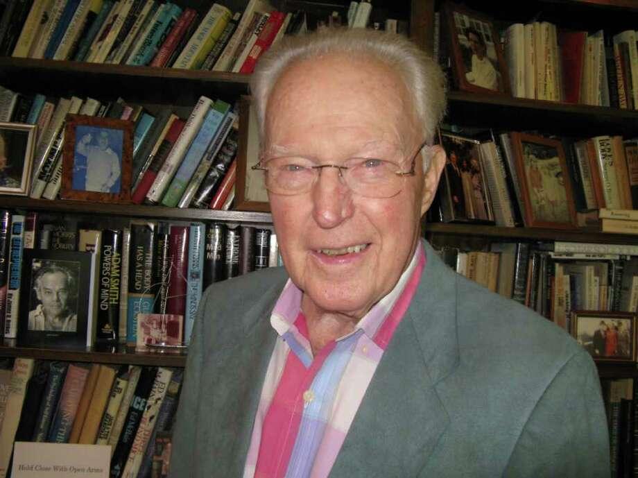 Angus Nathaniel MacDonald, 85 Photo: Anne W. Semmes / Greenwich Citizen