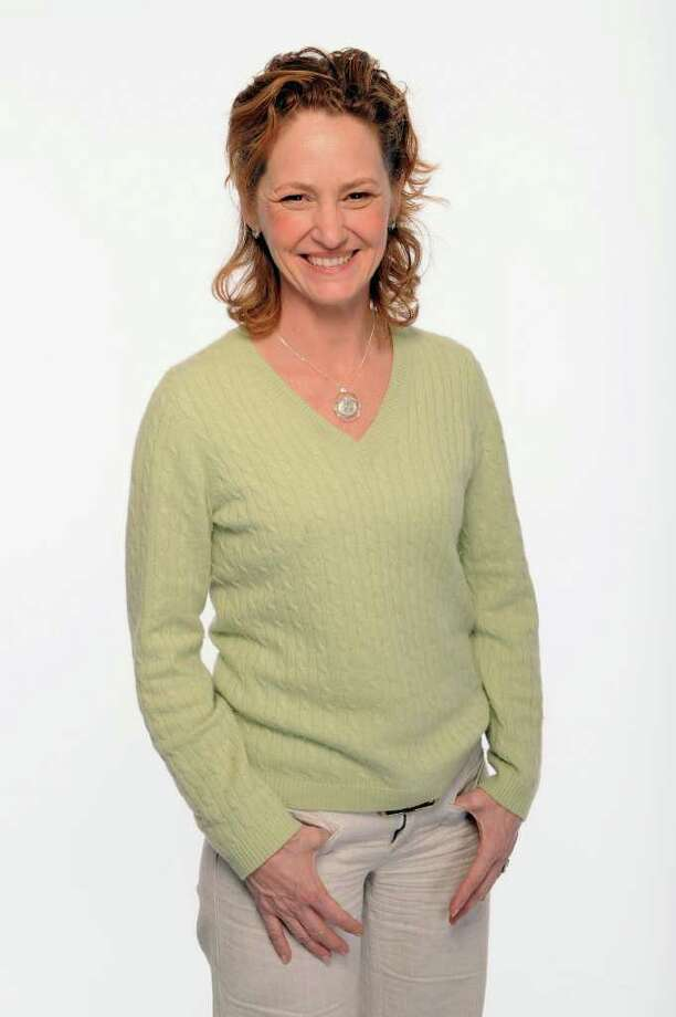 Melissa Leo at the Tribeca Film Festival 2009 portrait studio on April 26, 2009 in New York City. (Photo by Larry Busacca/Getty Images) Photo: Larry Busacca / 2009 Getty Images