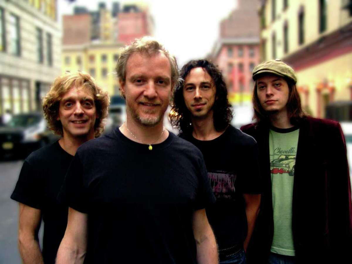 Chris Barron and band